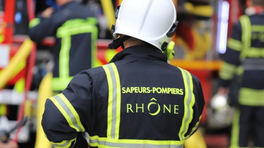 Lyon : un jeune se fracture le bras en sautant du troisième étage après un incendie