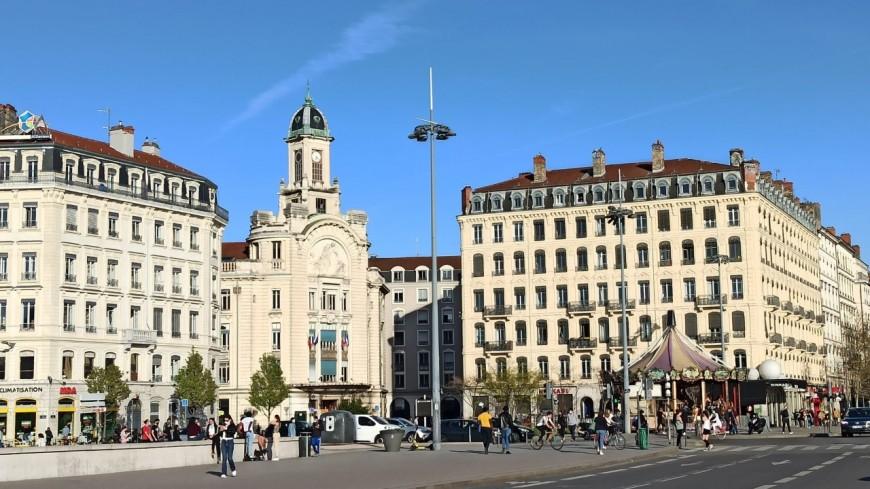 Lyon : la pub Liligo a disparu des toits du 3e arrondissement