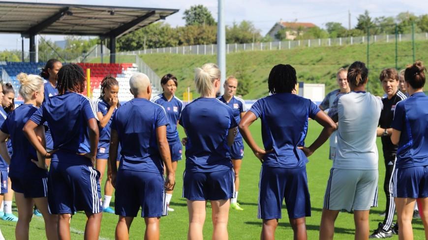 Cas de Covid-19 à l'OL féminin : le club demande le report du quart de finale de Ligue des Champions contre Paris