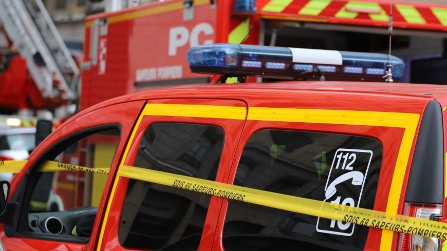 Lyon : 7 blessés, dont un grave, dans un feu d'appartement