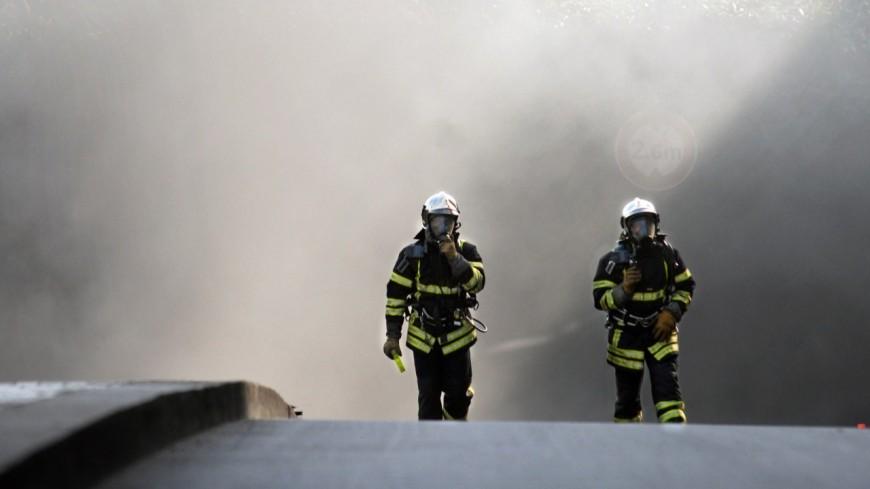 Une maison prend feu à Feyzin : un homme meurt pris au piège