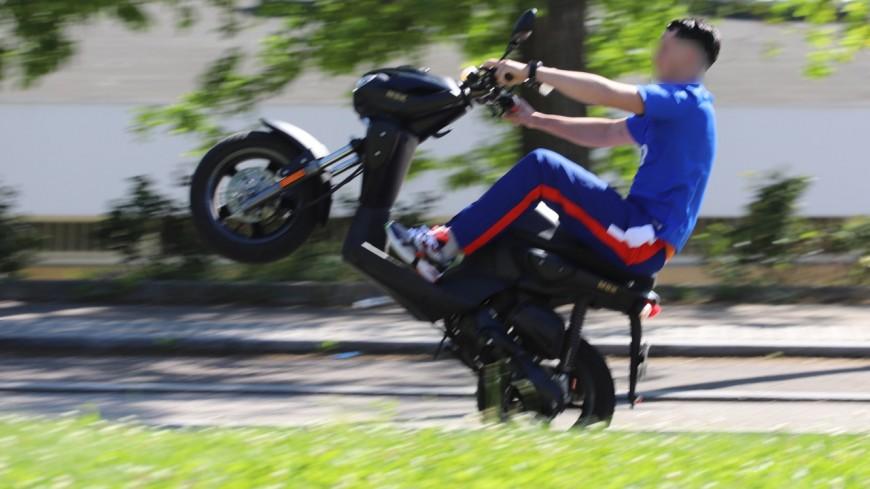 Lyon : il débarque dans son ancien collège avec un scooter et fait un rodéo dans la cour
