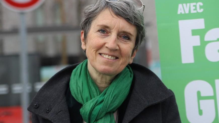 """Régionales : """"force motrice du rassemblement"""", Fabienne Grébert (EELV) espère toujours une alliance derrière elle"""