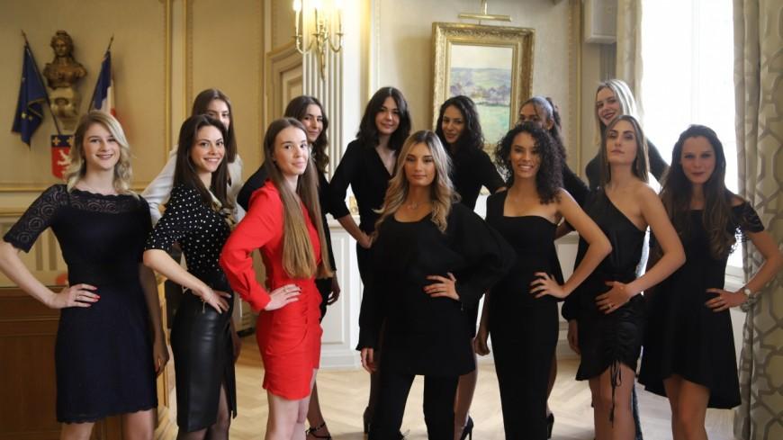 Découvrez les candidates au titre de Miss Lyon 2021 !