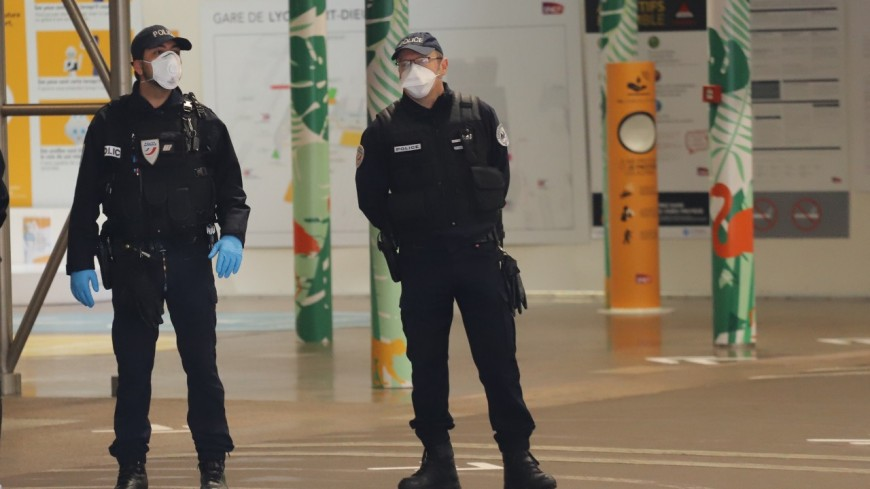 Confinement à Lyon : fin du week-end de Pâques, reprise des contrôles aux péages et dans les gares