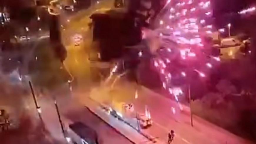 Le commissariat de Meyzieu attaqué aux mortiers d'artifice