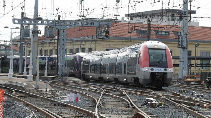 Le trafic SNCF interrompu entre Lyon et Ambérieu après un accident