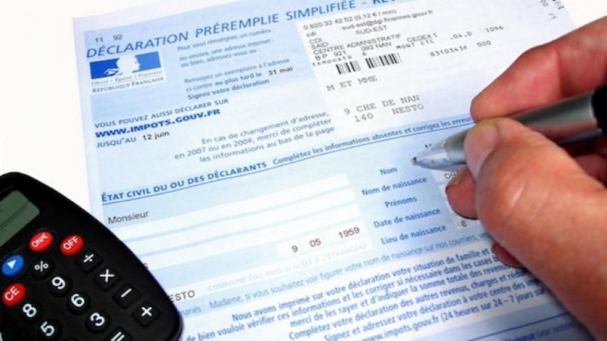Impôt sur le revenu : les habitants du Rhône ont jusqu'au 8 juin pour remplir leur déclaration