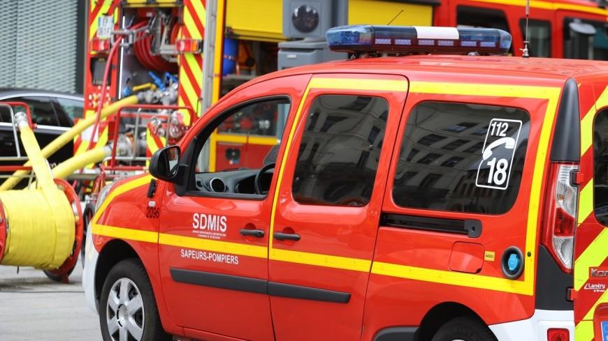 Près de Lyon : plusieurs pompiers blessés dans un accident