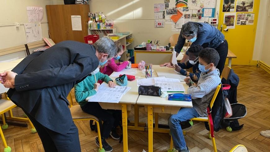Lyon : l'école Jean Gerson au service des enfants des soignants