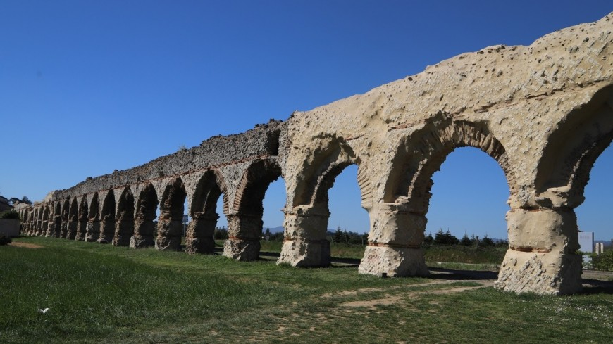 Près de Lyon : Chaponost attend de nouveaux dons pour finaliser les travaux de restauration de l'aqueduc romain du Gier