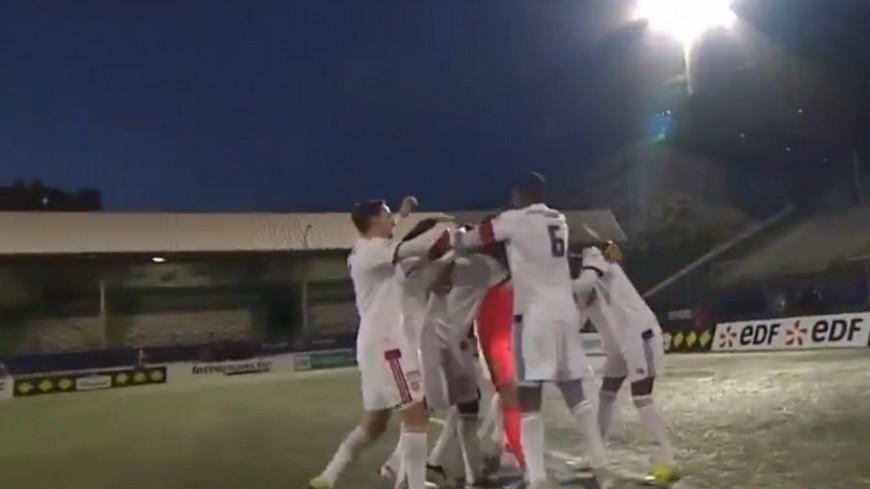 Coupe de France : l'OL élimine le Red Star aux tirs au but et se qualifie pour les quarts