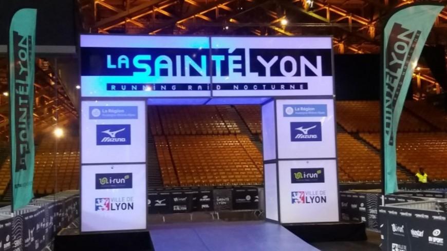 Les premières inscriptions de l'édition 2021 de la SaintéLyon débutent ce lundi