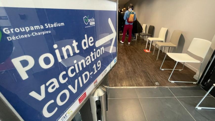 Covid-19 : le Groupama Stadium de nouveau transformé en vaccinodrome ce week-end