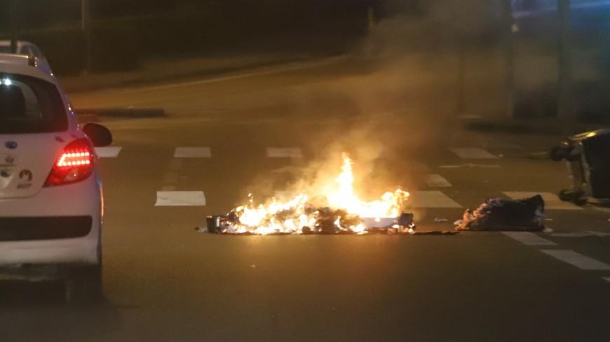 Lyon : des policiers caillassés pendant une intervention dans le 8earrondissement