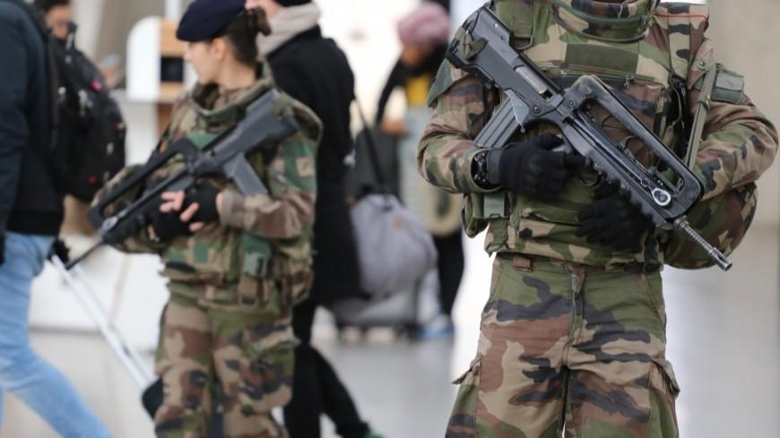 Lyon : du sursis après avoir frappé des policiers et saisi l'arme d'un militaire de l'opération Sentinelle