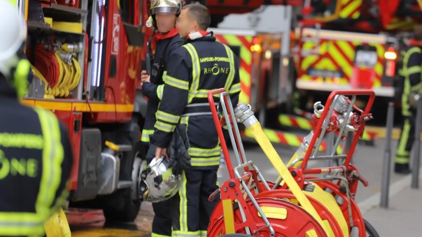 Lyon : après les échauffourées de la veille, un feu se déclenche dans un local poubelle du 8e arrondissement