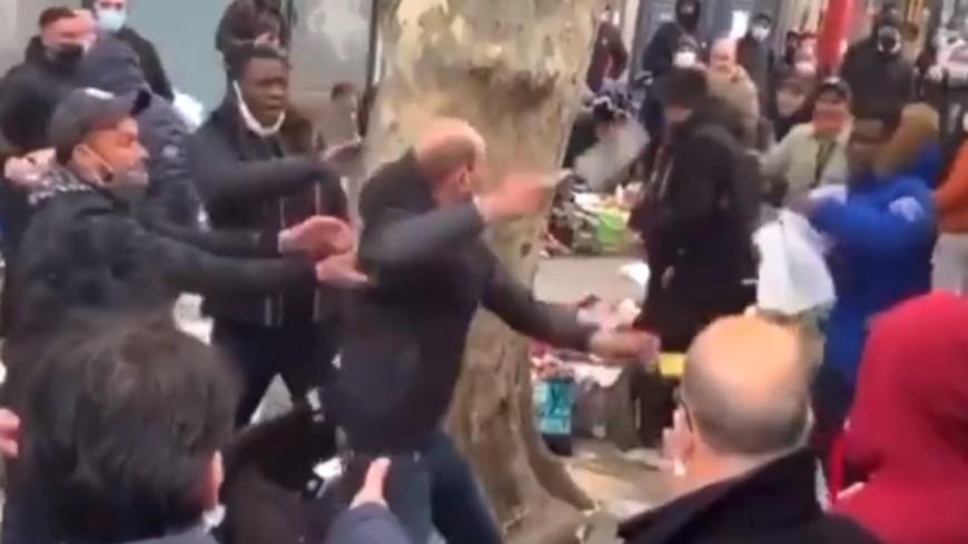 Lyon : ils se battent à coups de truelle sur le marché sauvage de la Guillotière