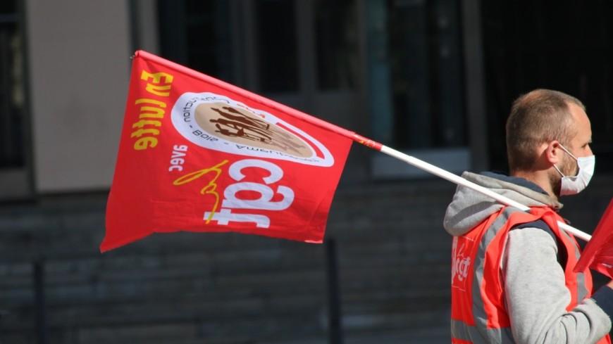 Election syndicale TPE en Auvergne-Rhône-Alpes : la CGT arrive en tête