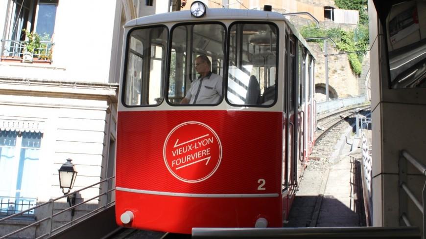 Lyon : prolongation de l'arrêt du funiculaire jusqu'au 9 mai inclus