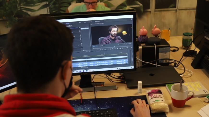 Avec le Pixel Space, Villeurbanne est-elle la prochaine pépinière de youtubeurs ?