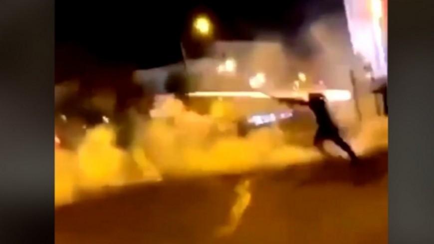 Vaulx-en-Velin : les policiers visés par des tirs de mortiers d'artifice deux fois en quelques heures