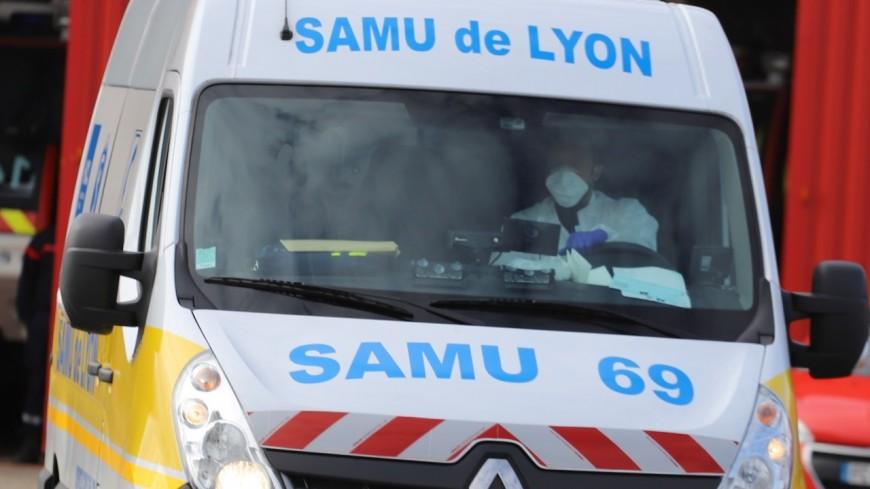 Près de Lyon : un homme grièvement blessé par balle, une enquête ouverte