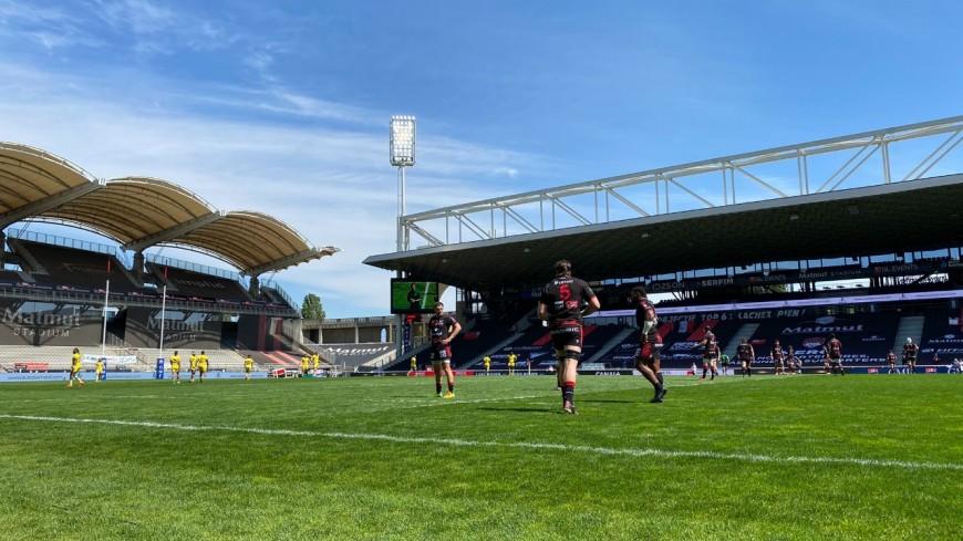 Top 14 : le LOU Rugby bat Clermont et s'offre le droit de rêver (41-30)
