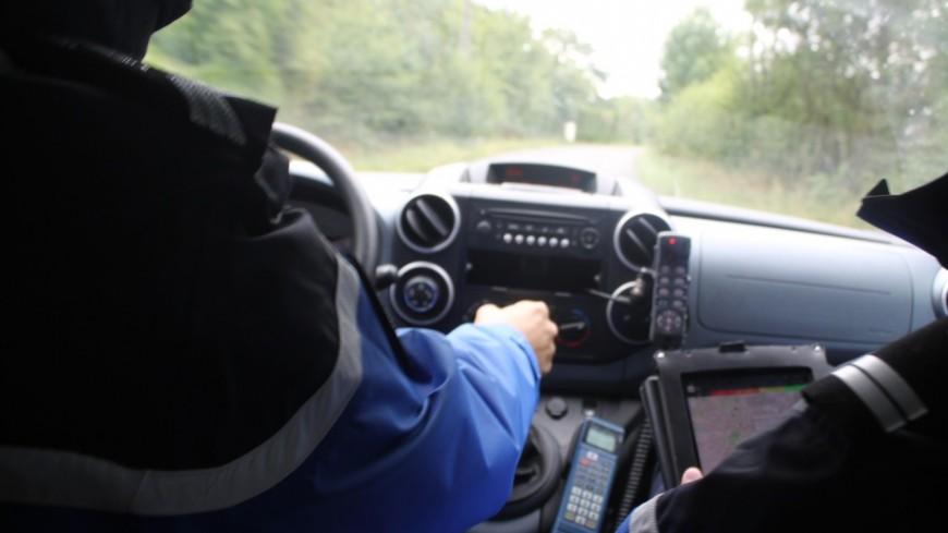 Près de Lyon : poursuivi par les gendarmes après un excès de vitesse, il revient se faire flasher à 244km/h !