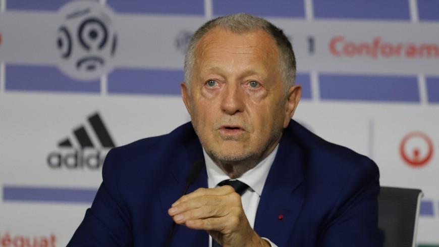 OL : après la défaite contre Lille, Jean-Michel Aulas encense Maxence Caqueret