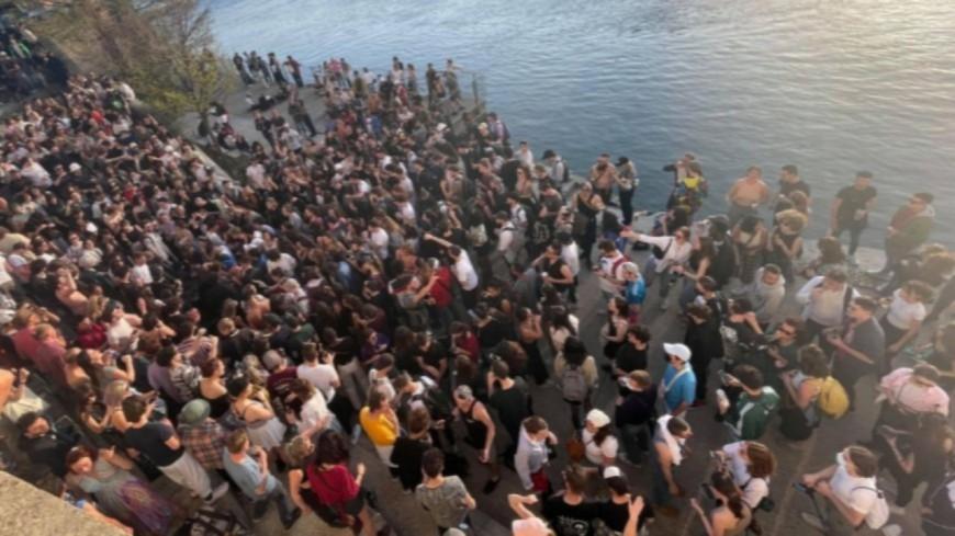 Fête sauvage sur les quais de Saône à Lyon : les deux organisateurs jugés ce mardi