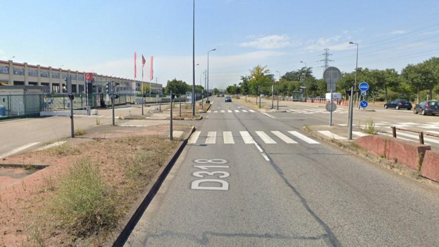 Près de Lyon : une femme renversée et trainée sur plusieurs mètres par une voiture