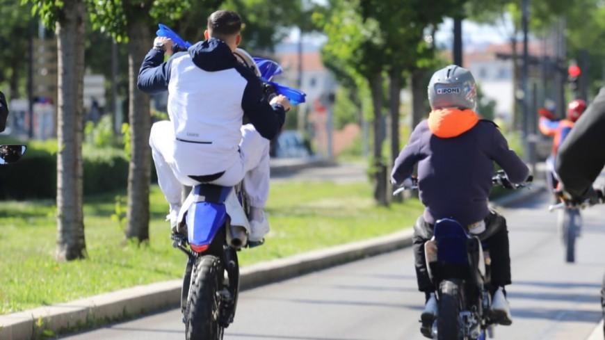 Près de Lyon : convoqué pour un rodéo urbain autour du Groupama Stadium, l'adolescent ne se présente pas face à la justice