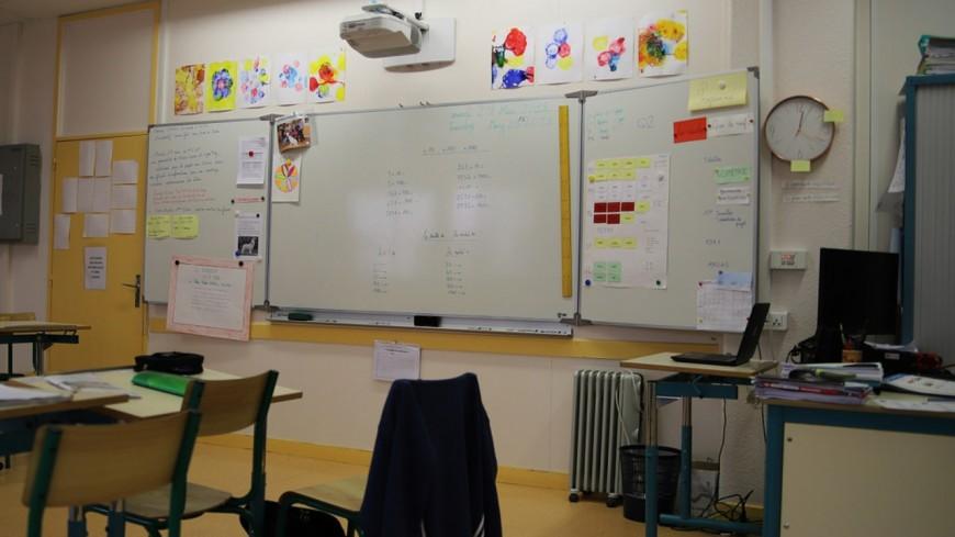 Covid-19 : 92 classes fermées dans les écoles maternelles et primaires de l'académie de Lyon