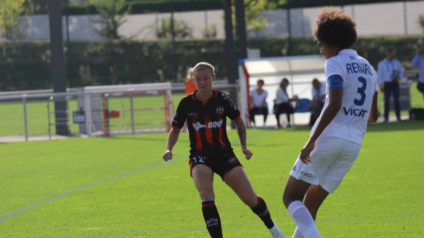 D1 Arkema : pour le premier match de Sonia Bompastor, l'OL féminin s'impose face au Havre (5-1)