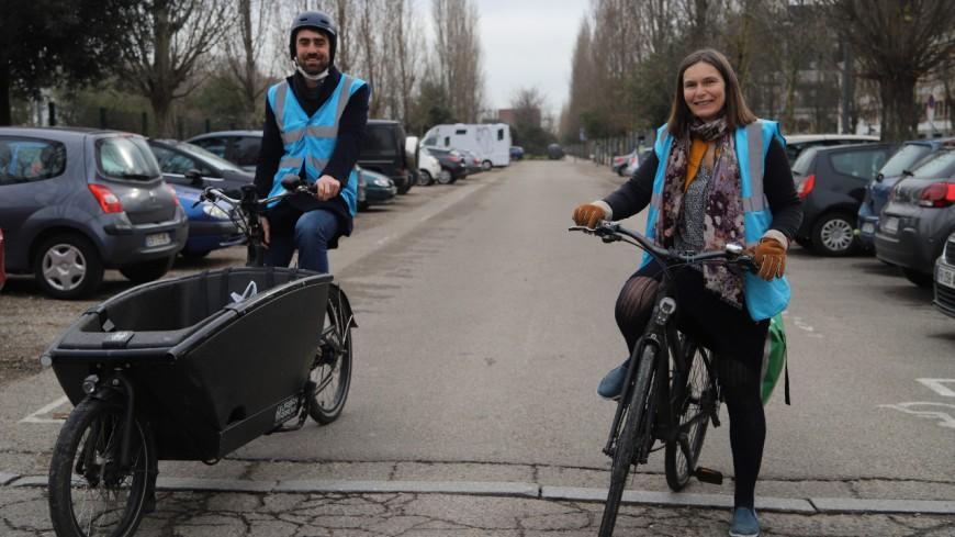 """Cyclistes à Lyon : """"La Ville à Vélo n'en est pas encore à exiger des choses pour son petit confort"""""""