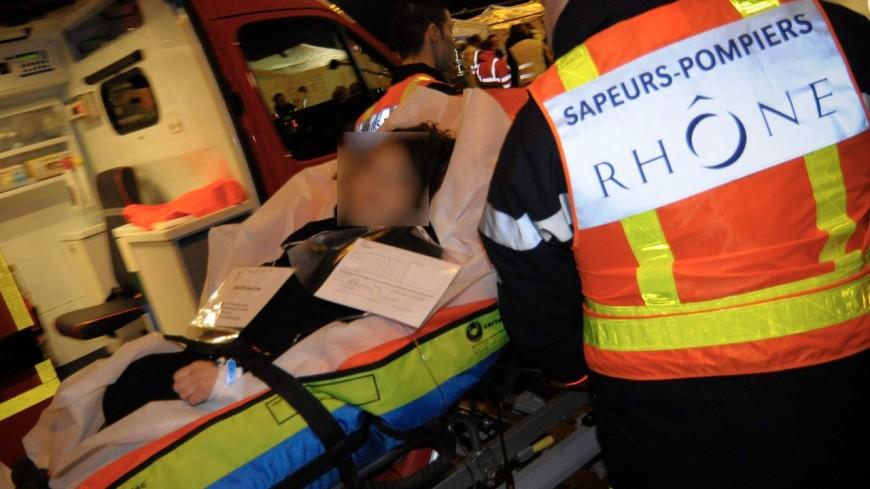 Lyon : un immeuble évacué après un feu de cave