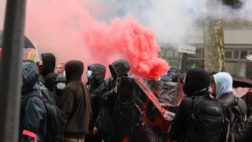 Lyon : des militants de la CGT frappés lors du défilé du 1er mai