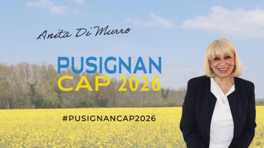 Anita Di Murro remporte les élections municipales de Pusignan
