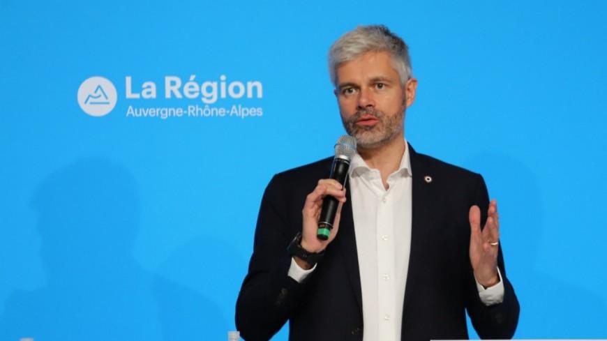 Régionales : nouveau sondage et statu quo pour Laurent Wauquiez, toujours largement favori en Auvergne-Rhône-Alpes