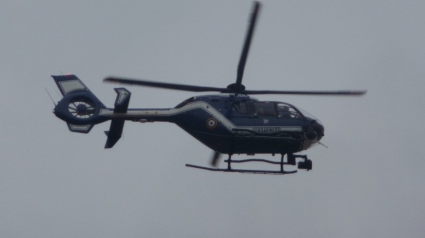 Interdiction du survol des manifestions par les hélicoptères : la requête d'un militant rejetée à Lyon