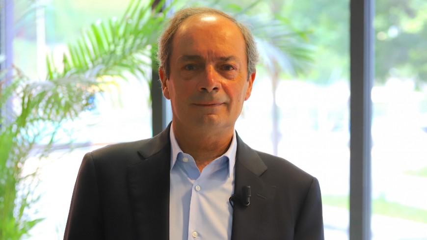 """Gilles Courteix (Medef Lyon) : """"Toutes les entreprises aujourd'hui, toutes activités confondues, ont des problèmes de recrutement"""""""