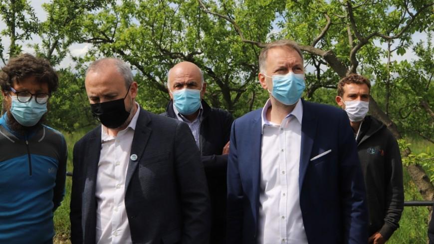 La Métropole de Lyon va indemniser les agriculteurs touchés par le gel