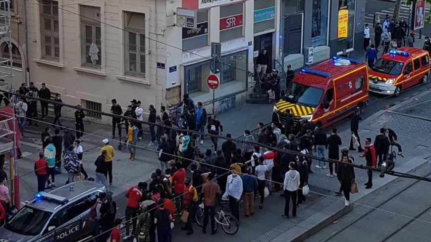 Lyon : un blessé après une rixe et des tirs de mortiers à la Guillotière