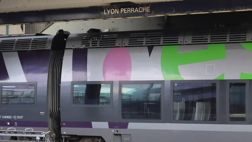 Lyon : une alerte au colis suspect à la gare de Perrache (MàJ)