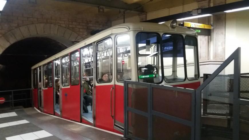 Lyon : le funiculaire de Fourvière reprend du service ce lundi