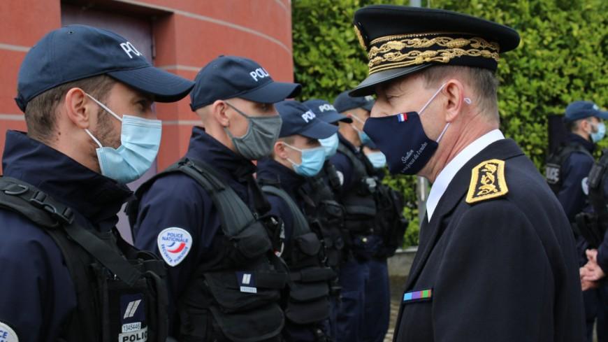 Reconquête républicaine : les premiers renforts policiers promis par Darmanin sont arrivés dans la Métropole de Lyon