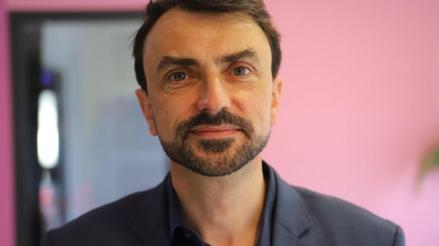 """Grégory Doucet : """"Les questions de tranquillité publique me concernent au quotidien à Lyon"""""""