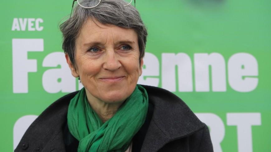 """Régionales : Fabienne Grébert (EELV) se félicite de voir Laurent Wauquiez ne plus pouvoir """"faire campagne avec les moyens de la Région"""""""
