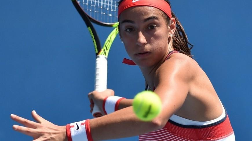 Tennis : Caroline Garcia qualifiée pour le deuxième tour du tournoi de Rome